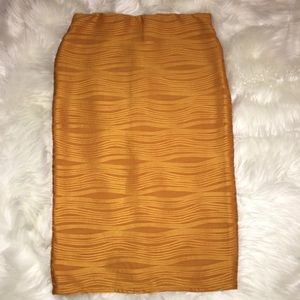 Double Click Small Pencil Skirt